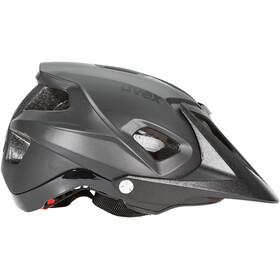 UVEX Quatro Integrale Cykelhjelm, black mat